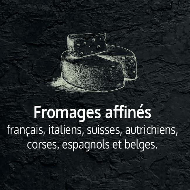 Le Comptoir de Basile | Ath | Fromages affinés